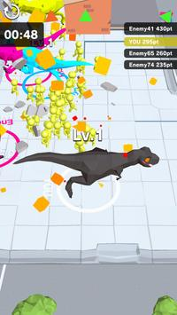 Dinosaur Rampage screenshot 2