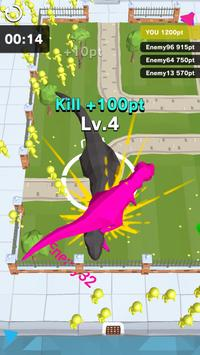 Dinosaur Rampage screenshot 3