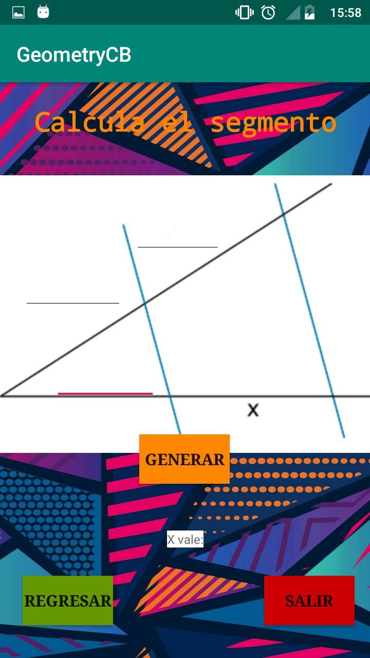 Geometry CB poster