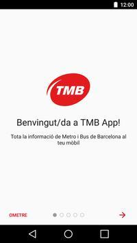 TMBAPP (Metro Bus Barcelona) poster