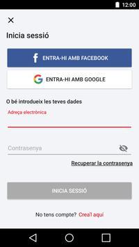 TMBAPP (Metro Bus Barcelona) screenshot 2