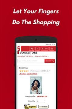 ShopinHK — Hong Kong Online Bookstore poster