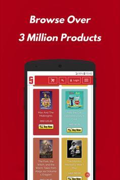 ShopinHK — Hong Kong Online Bookstore screenshot 2