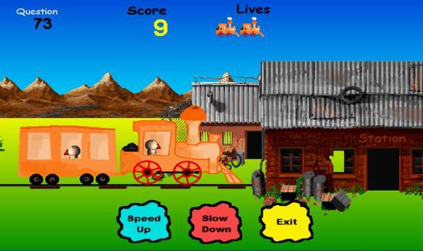 Trivia Train screenshot 2