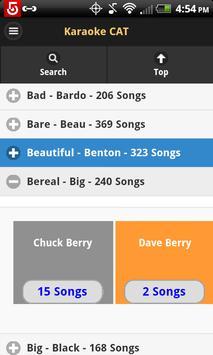 Karaoke Cat screenshot 3