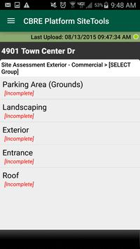 CBRE SiteToolsX screenshot 3