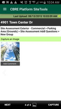 CBRE SiteToolsX screenshot 5