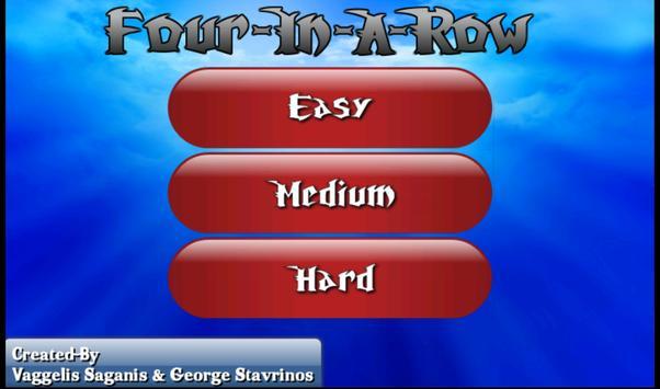 Four In A Row screenshot 5