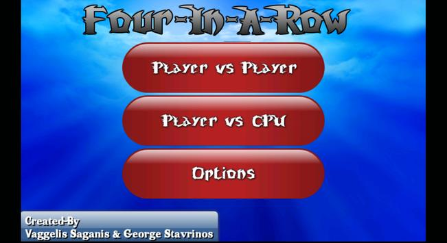 Four In A Row screenshot 8