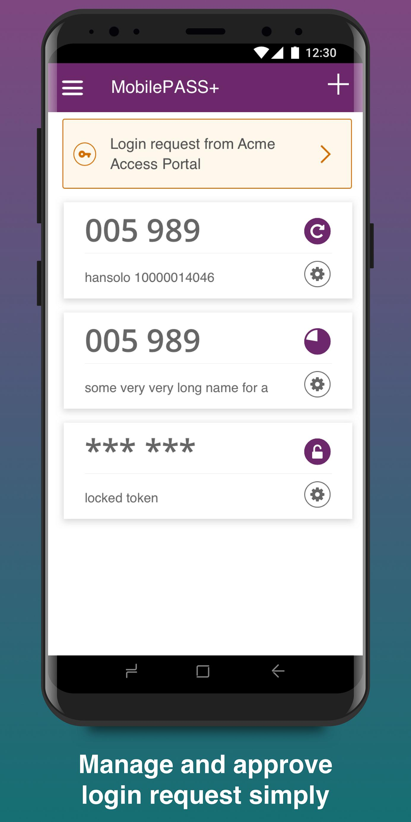 SafeNet MobilePASS+ for Android - APK Download