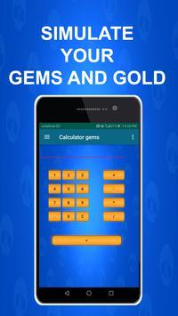 Gems Simulator and Guide for Brawl Star screenshot 3