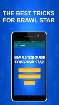 Gems Simulator and Guide for Brawl Star poster