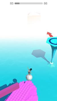 Roll The Ball 3D - Endless running casual game screenshot 1