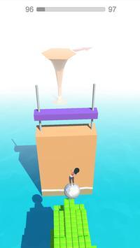 Roll The Ball 3D - Endless running casual game screenshot 3