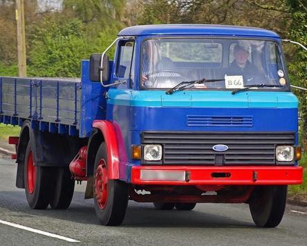 Wallpapers Ford D Series Truck screenshot 4