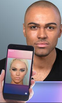 Face Transformation Gender Changer screenshot 3