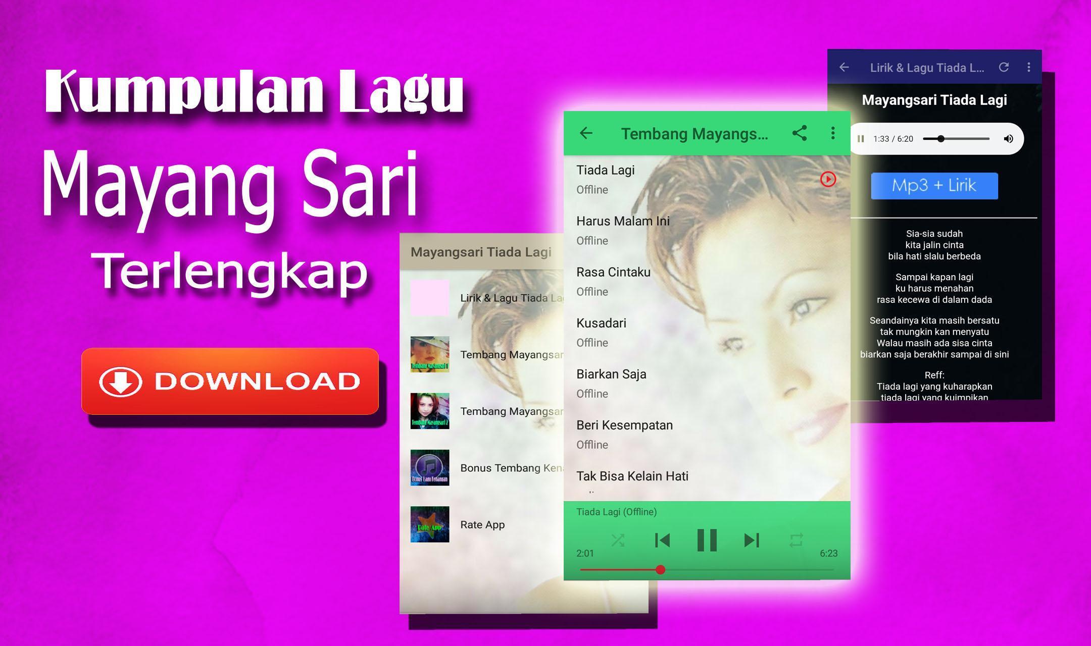 Mayang sari (live) -nothing left (tiada lagi) english subtitle.