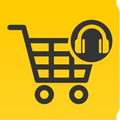 Bluetooth Headphones - Online Shopping icon
