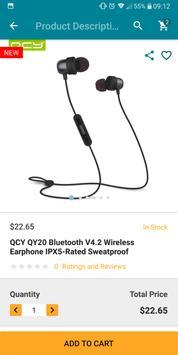 Bluetooth Headphones - Online Shopping screenshot 2