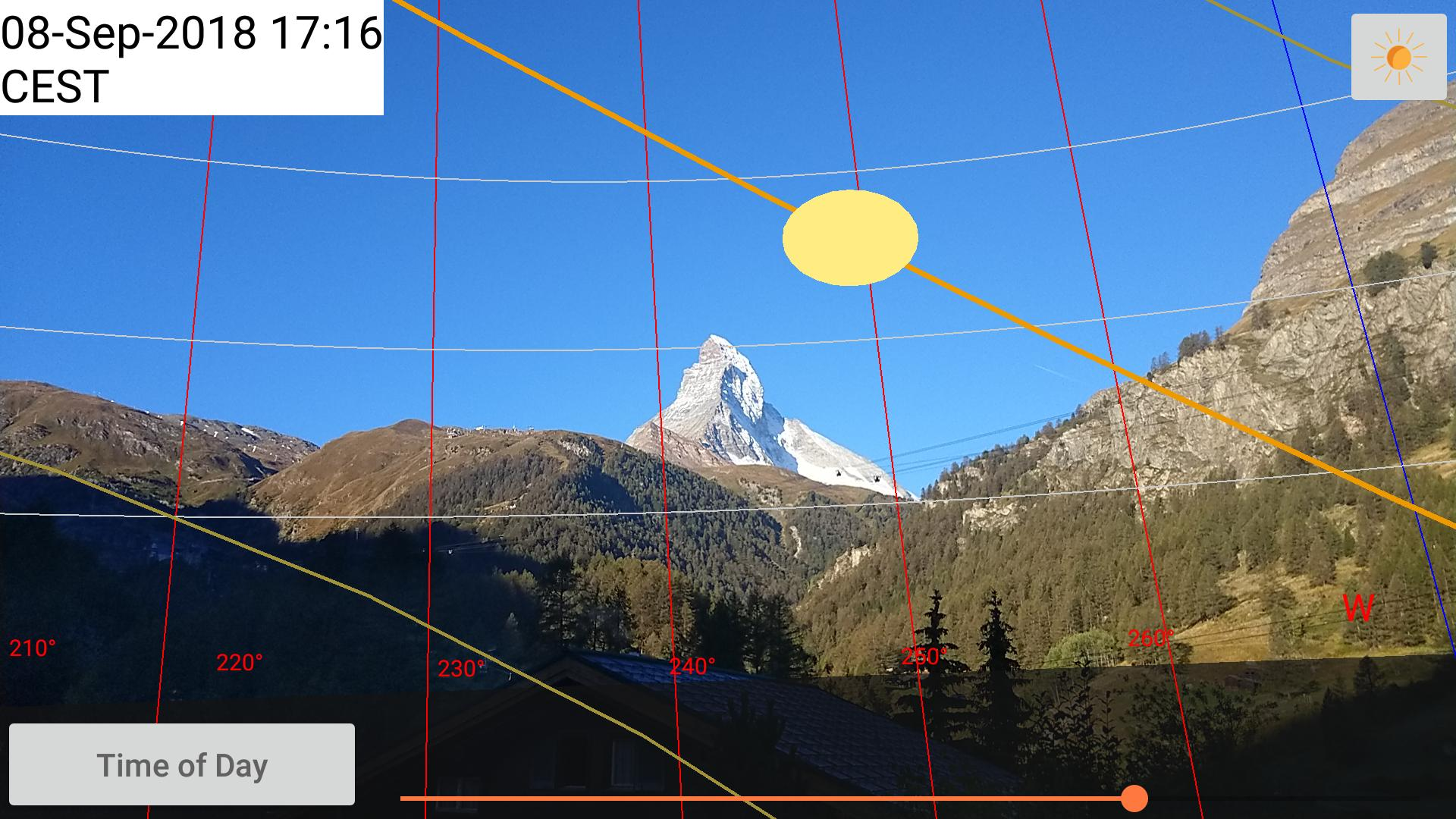 Sun Locator Lite for Android - APK Download