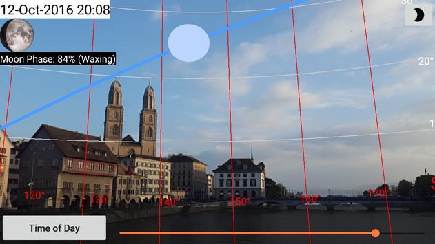 Moon Locator Ekran Görüntüsü 2