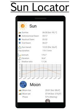 Sun Locator Pro Ekran Görüntüsü 4