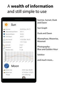 Sun Locator Pro Ekran Görüntüsü 3
