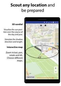 Sun Locator Pro Ekran Görüntüsü 2