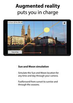 Sun Locator Pro Ekran Görüntüsü 1