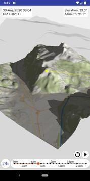 Sun Locator Pro capture d'écran 6