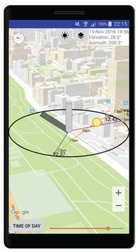 4 Schermata Sun Locator Pro
