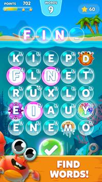 Bubble Word Games! Search & Connect Word & Letters screenshot 3