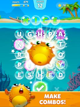 Bubble Word Games! Search & Connect Word & Letters screenshot 10