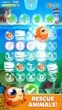 Bubble Word Games! Search & Connect Word & Letters screenshot 2