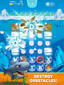 Bubble Word Games! Search & Connect Word & Letters screenshot 6