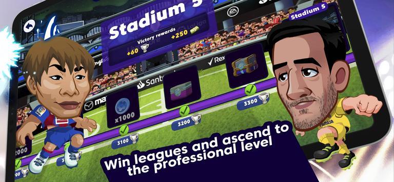 Head Football LaLiga- Permainan Bola Sepak Terbaik syot layar 5