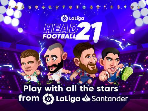 Head Football LaLiga- Permainan Bola Sepak Terbaik syot layar 16