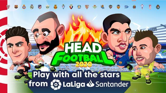 Head Football poster
