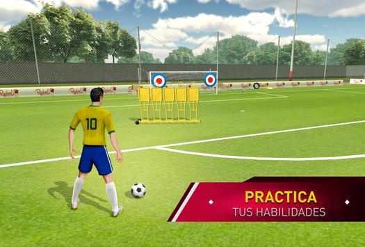 Soccer Star 2020 World Football: Juego de fútbol captura de pantalla 14