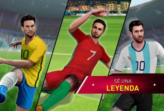 Soccer Star 2020 World Football: Juego de fútbol captura de pantalla 10