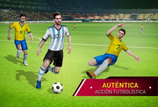 Soccer Star 2020 World Football: Juego de fútbol captura de pantalla 1
