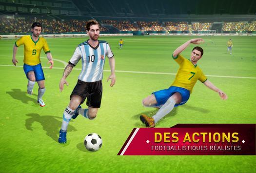 Soccer Star 2020 World Football: Mondial de foot capture d'écran 11