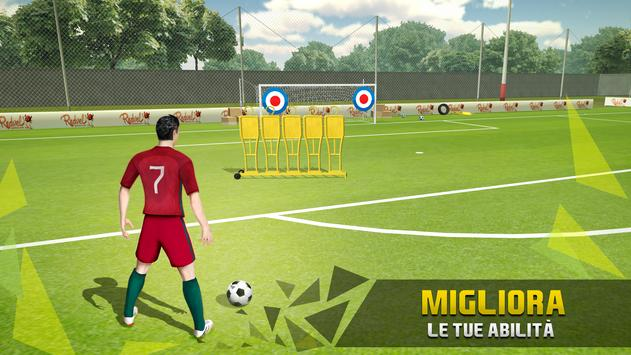 14 Schermata Soccer Star