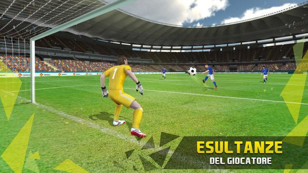 1 Schermata Soccer Star