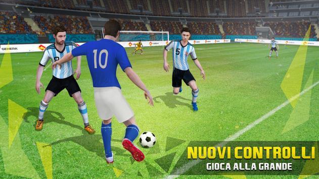 4 Schermata Soccer Star