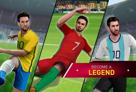 Soccer Star 2020 World Football: World Star Cup poster