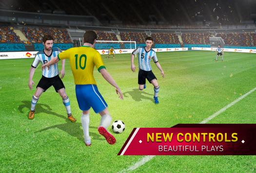 Soccer Star 2020 World Football: World Star Cup screenshot 2
