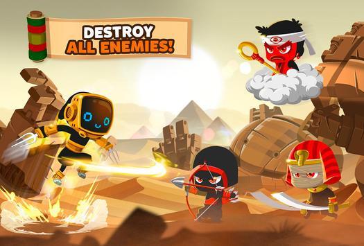 Ninja Dash screenshot 3