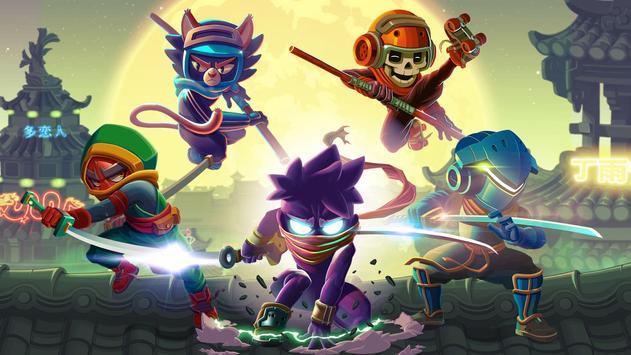 Ninja Dash poster