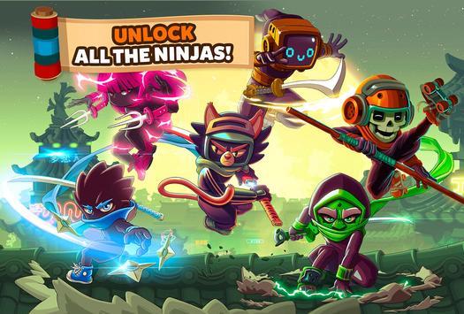 Ninja Dash screenshot 7